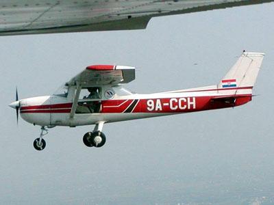 Cessna C-150L, 9A-CCH